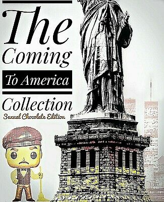 Coming to America - Limited Edition w/ Funko Pops! VYNL, and More