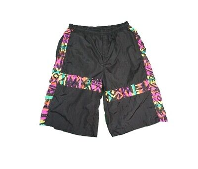 Vintage 90s Project II Fresh Prince Style Shorts Large