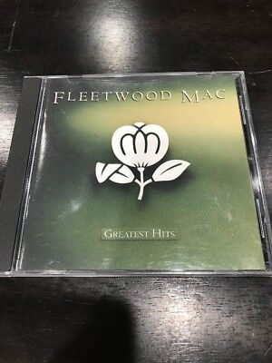 Greatest Hits [Warner Bros by Fleetwood Mac (CD, Nov-1988, warner bros