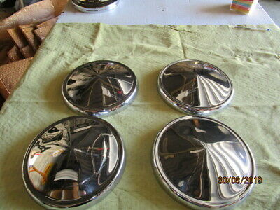 4 Enjoliveurs De Roue  Ford Cortina Anglia  (27)