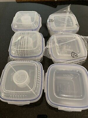 18pcs  Lock & Lock  Salad Lunch food 1 Quart storage containers with lids +more
