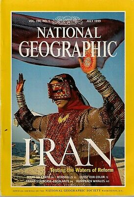 National Geographic: Iran, Testing the Waters of Reform - July 1999