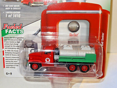 Johnny Lightning Hobby Exclusive Texaco Dodge A100 Pickup