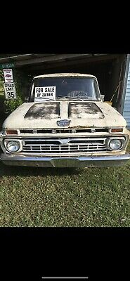 66 ford truck