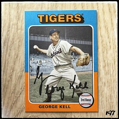 Detroit Tigers George Kell 2019 Topps Archives #186
