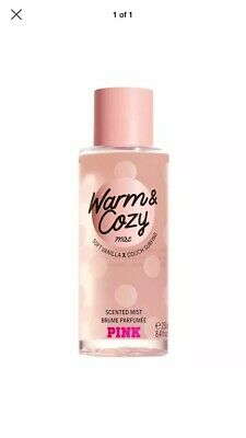 Victoria's Secret PINK New! WARM AND COZY Women's Body Mist - 250ml ( New Pack)