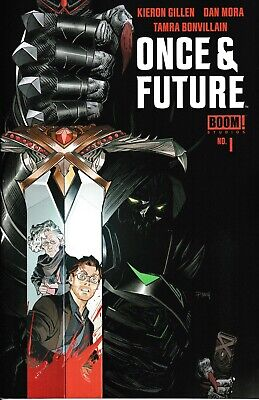 ONCE & FUTURE #1 - First Printing - NM - Boom!
