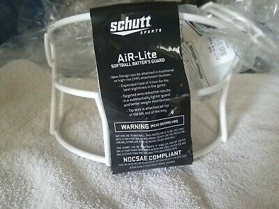 Schutt Sports Air-Lite Sofbol Batter's Protector