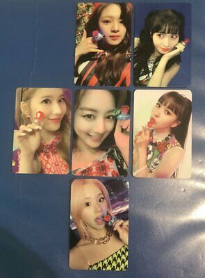 TWICE - 7th Mini Album Fancy You Official Photocards