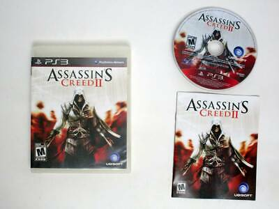 Assassin's Creed II The Master Assassin's Edition game for Sony PlayStation 3...