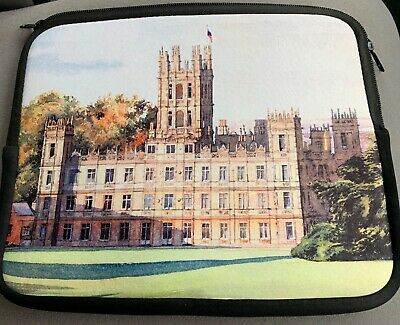 Are you a Fan? Great Looking DOWNTON ABBEY Laptop Tablet Protective SLEEVE