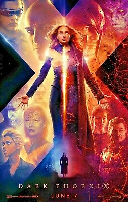X-Men Dark Phoenix HD ,Read Description !
