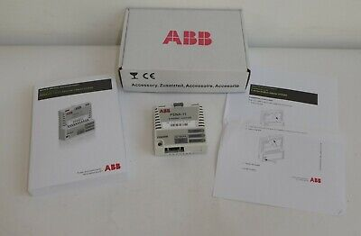 ABB FENA-01 Ethernet adapter Module For ABB ACS Series Drives - Brand New In Box