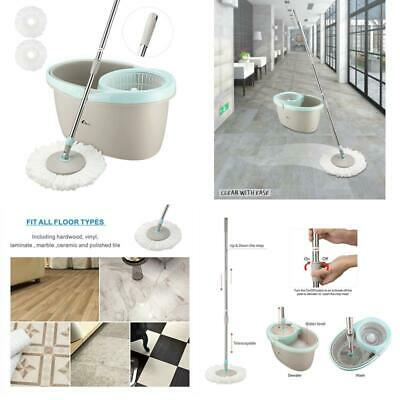 Venetio Householding Bucket System Double Driver 360 Spin Rapid Dehydration Dust