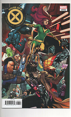 HOUSE OF X #3 (2019) ASRAR Connecting VARIANT Cover NM+