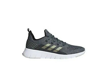 Men's Adidas Asweego Running Shoes Size 13 Sneakers New F35559 Legend Ivy Sesane