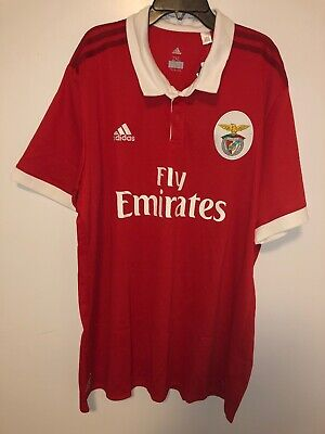 detailed pictures 3fee6 ff983 JERSEY BENFICA HOME 2019/ 2020 New - $44.99 | PicClick