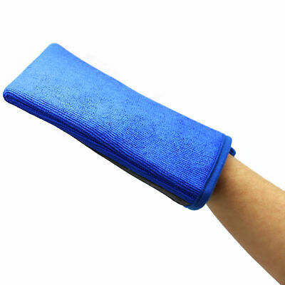 Car Cleaning Clay Mitt | Cleaning Kit | Vehicle Body and Interior Cleaner | M&W