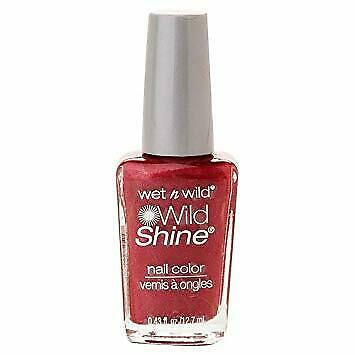 Wet N Wild Wild Shine Nail Polish Jezebel