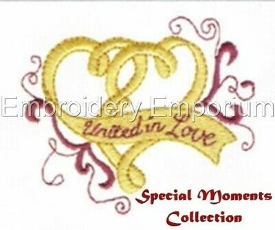 Special Moments Collection - Machine Embroidery Designs On Cd Or Usb