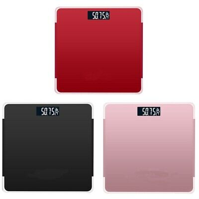 Lcd Display Body Index Electronic Smart Weighing Scales 180Kg Bathroom Body L9T3