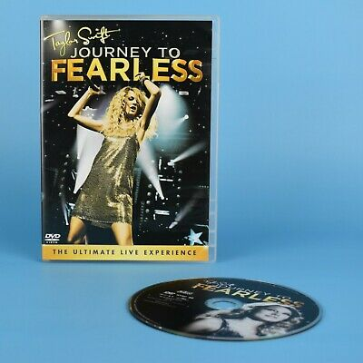 Taylor Swift - Journey to Fearless DVD - GUARANTEED