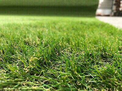 Cheap Artificial Grass Clearance Roll End Remnant 30mm pile Off Cuts Astro Turf