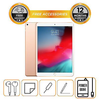 Apple iPad Mini 5 64GB WiFi Version - Gold 2019 Model