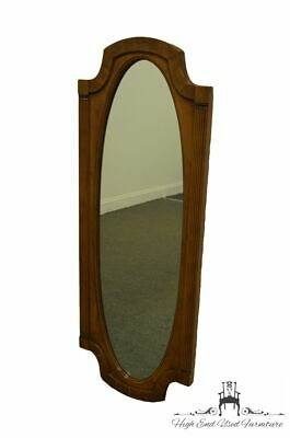 "UNIQUE FURNITURE Italian Provincial 50x19"" Dresser / Wall Mirror 1554 w. Vina..."