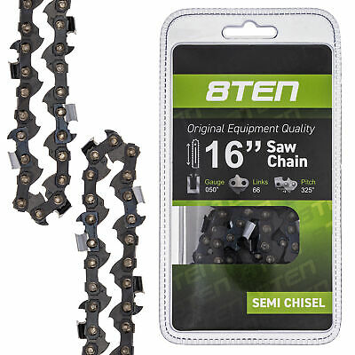 "ECHO CHAINSAW 20/"" CHAIN .325 PITCH .050 GAUGE 78 DL CS-440 CS-550 CS-510 CS400"