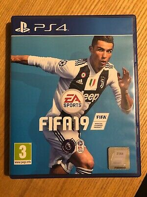 FIFA 19 - Standard Edition (Sony PlayStation 4, 2018) - PS4