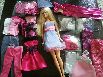 Lot of Barbie Doll and clothing, Brand New, Not in Package, Free shipping