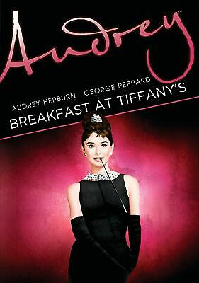 Breakfast at Tiffanys (DVD, 2013) Audrey Hepburn George Peppard