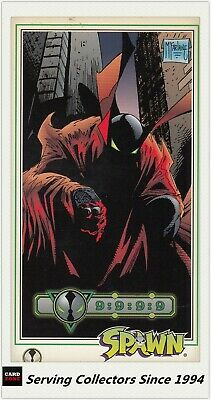 1995 Wildstorm Widevision Spawn Trading Card Subset Tg4