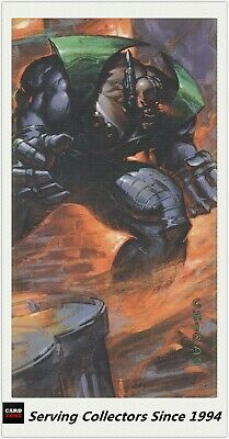 1995 Wildstorm Widevision Spawn Trading Card Subset P7