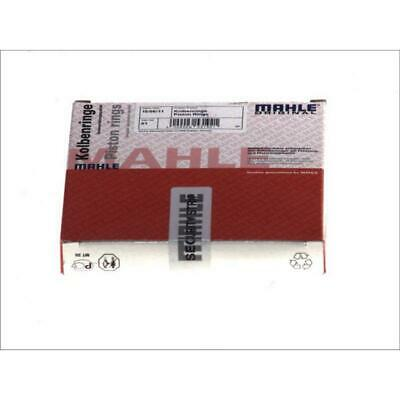 Piston Rings Set For 1 Cylinder Mahle 014 22 N0