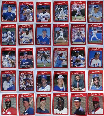 1990 Donruss Baseball Cards Complete Your Set Pick From List 601-716 BC-1 -BC-26