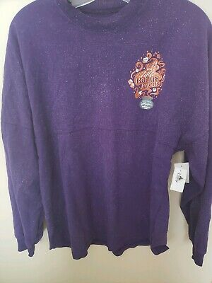 Disney Parks Halloween Party 2019 Hocus Pocus Spirit Jersey Size SMALL NWT