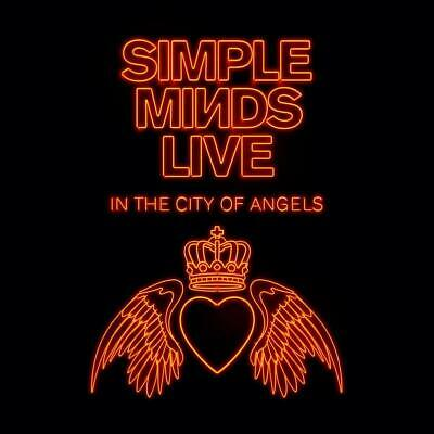 Simple Minds Live in the City of Angels 2 CD ALBUM NEW (3RD OCT)