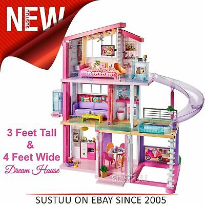 Barbie Dream House¦Baby's Lagre Home Playset¦Includes Furniture,Household Items