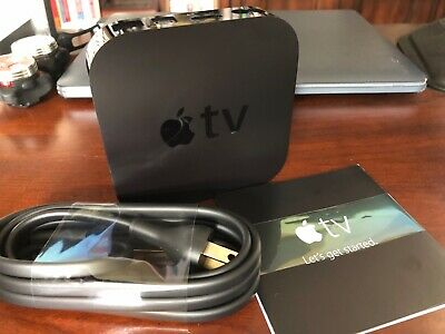 Apple TV 3rd Gen.1080p - Great condition works perfectly - No remote
