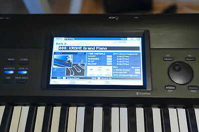 KORG PA4X 61 Arranger Keyboard Excellent Condition Inc