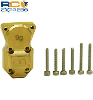 Hot Racing Axial SCX24 Heavy Duty 9g Brass Diff Cover SXTF12CH