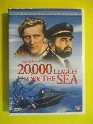 20, 000 Leagues Under the Sea Disney Double Disc Special Edition DVD