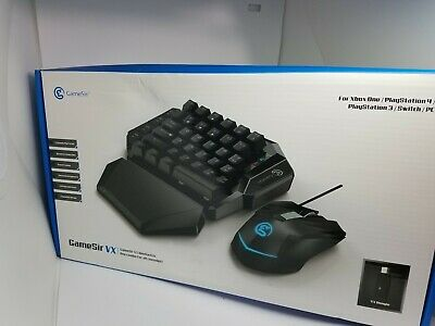GAMESIR VX AIMSWITCH Keyboard Mouse Adapter for Xbox One PS4