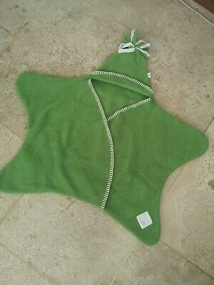 Immaculate Tuppence And Crumble Star Blanket Size Small