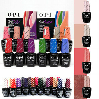 [OPI GELCOLOR]Soak Off Gel Nail Polish 15ml 240 COLORS-CHOOSE YOUE SHADES