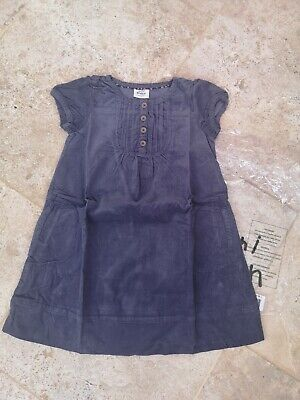 Brand New In Bag Boden Cordaroy Dress Age 5-6