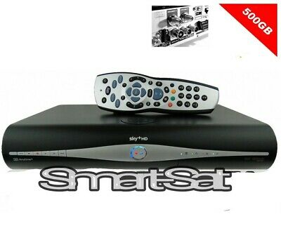 SKY PLUS + HD BOX - DRX890 - 500gb