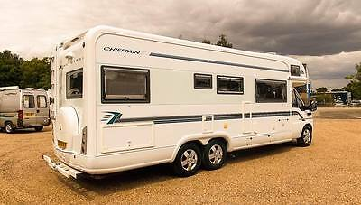 7 night Luxury Motorhome Hire + Insurance (29th sept - 6th October 2019)